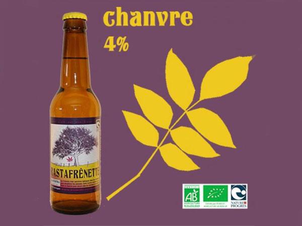 Rasta Frênette - Alcool 4% - 33 cl