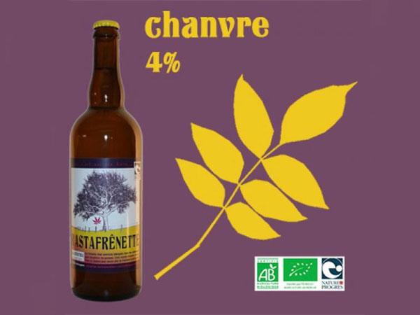 Rasta Frênette - Alcool 4% - 75 cl
