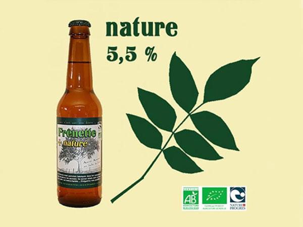 Frênette Nature - Alcool 5,5% - 33 cl