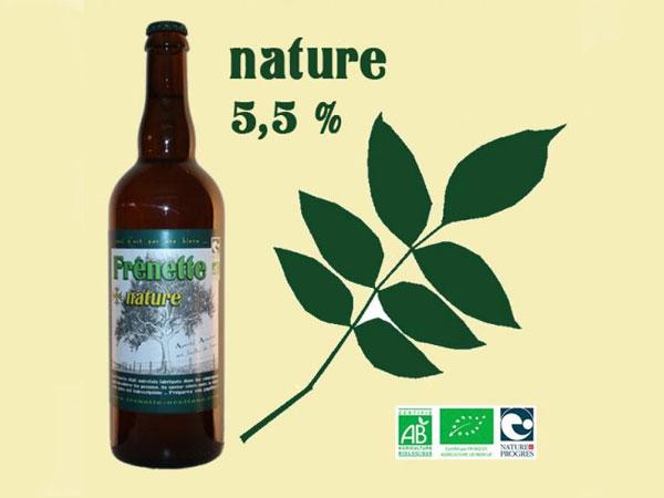 Frênette Nature - Alcool 5,5% - 75 cl