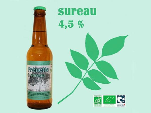 Frênette Sureau - Alcool 4,5% - 33 cl
