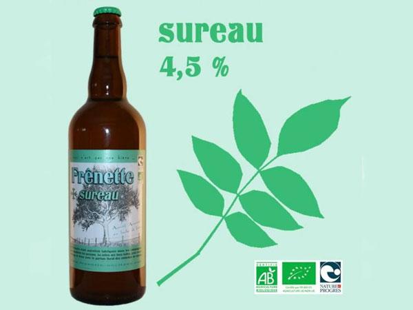 Frênette Sureau - Alcool 4,5% - 75 cl