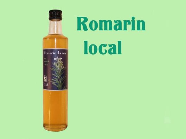 Sirop de Romarin - 50 cl