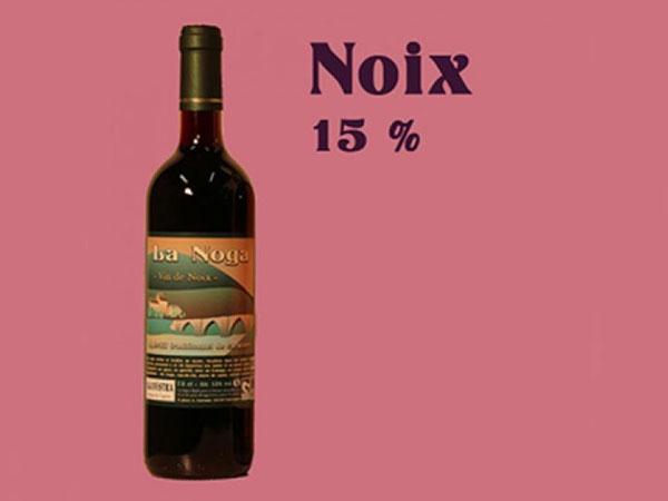 Vin de Noix - Alcool 15% - 75 cl