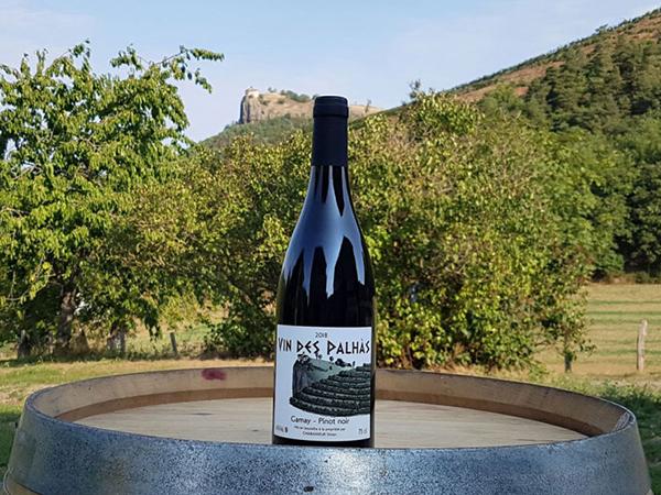 Vin des Palhàs (75cl) - Vin Rouge