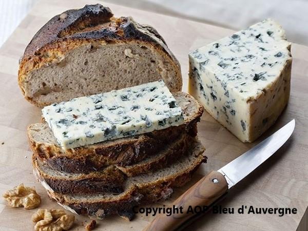 AOP Bleu d'Auvergne 250g Puy de Coujoule