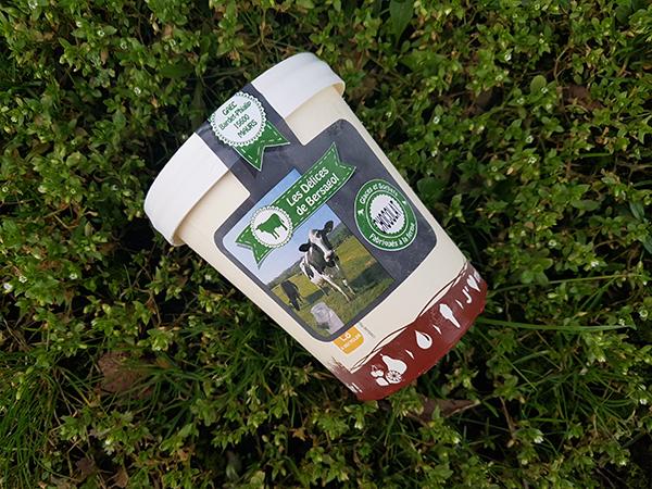 Crème Glacée Chocolat 500 ml