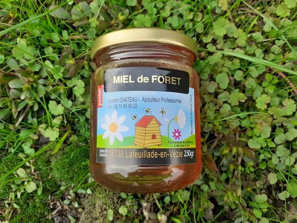 Miel de forêt 250 g