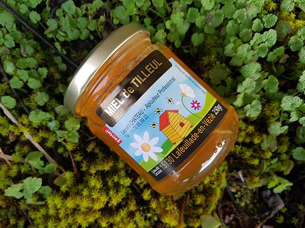 Miel de Tilleul 250 g