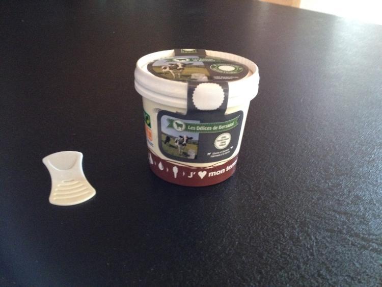 Crème Glacée Pistache 135ml