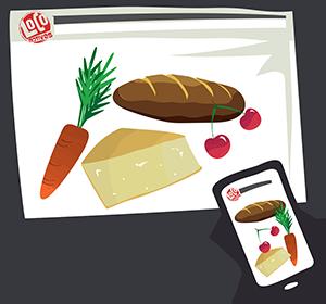 Commandez vos produits locaux en ligne