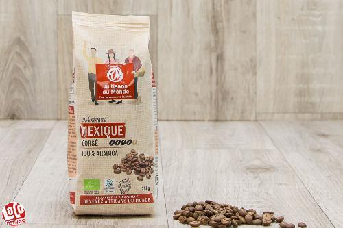 CAFE -  Grains du Mexique