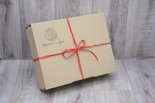 Petit emballage panier cadeau