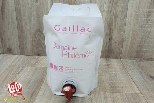 Vin Rosé 'Gaillac' - BIB 3L