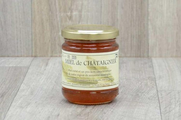 Miel de Châtaignier - 250g