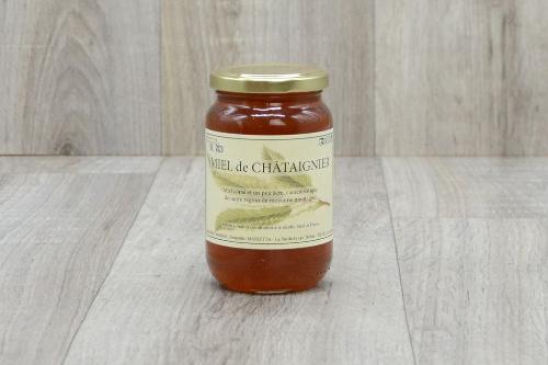 Miel de Châtaignier 2021 (liquide) - 500g