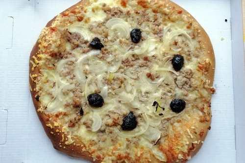 Pizza La Blanche
