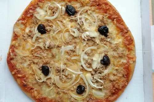 Pizza La Rouge