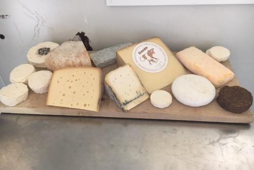 Un amour de fromages (plateau)