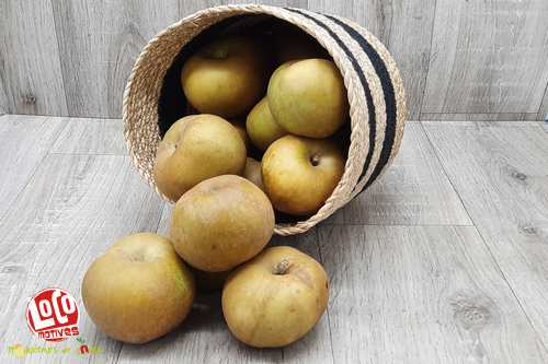 Pommes 'Canada Grises' - 2kg