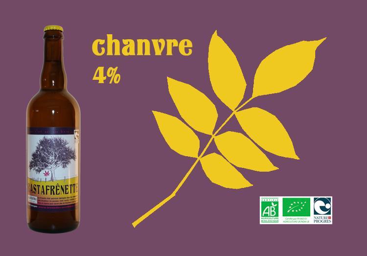 Rastafrênette - Alcool 4 % - 75 cl