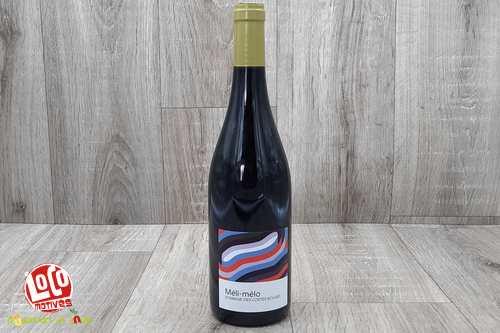 vin Marcillac rouge cuvée Méli-mélo 2019