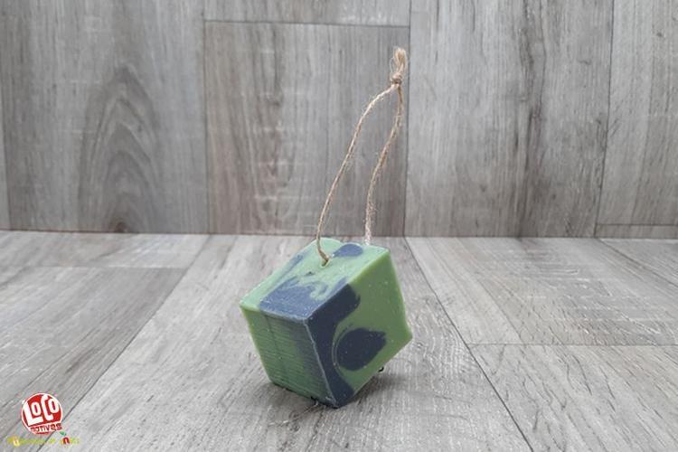 Savon n°4: le kube