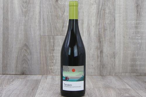 Vin Rouge 2019 cuvée Tandem - Bouteille 75cl