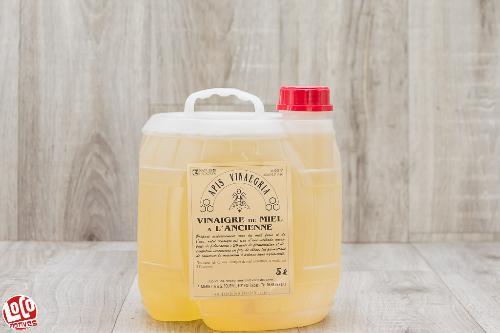 Vinaigre de miel - 5L