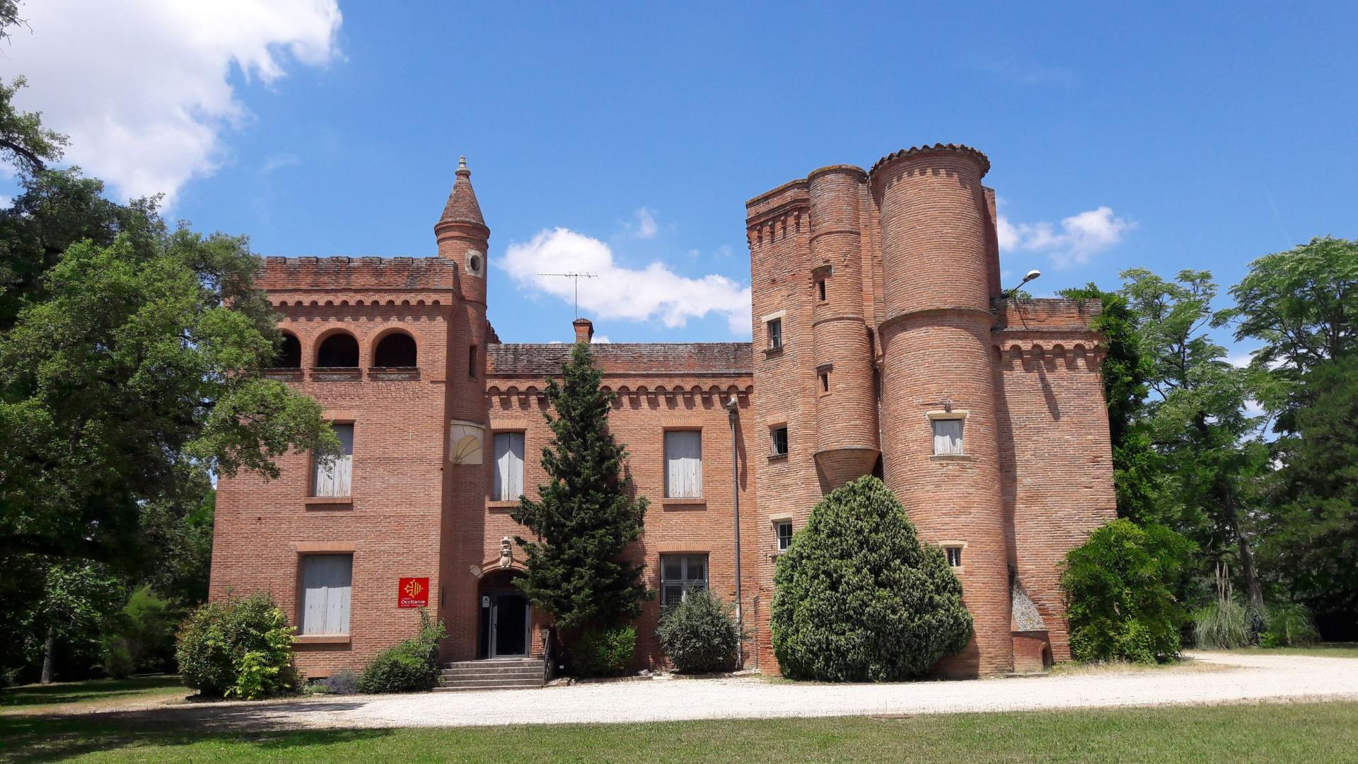 Chateau de Capou, Montauban, Tarn-et-Garonne, France