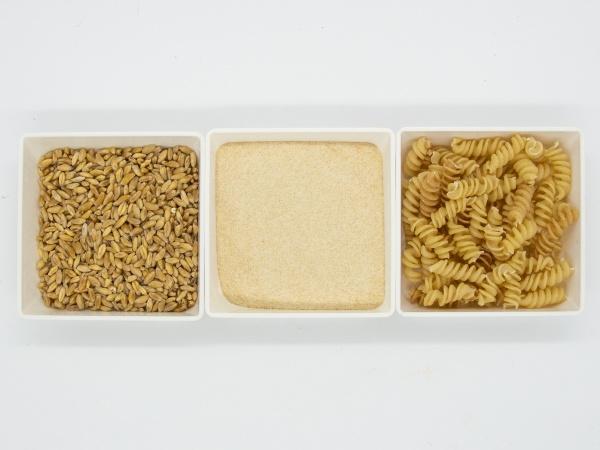 Semoule fine de blé dur