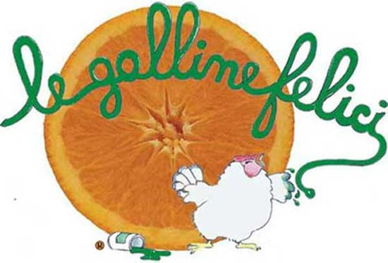 Logo Galline Felici