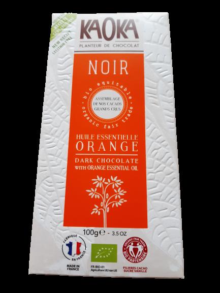 Chocolat Noir-Orange KAOKA