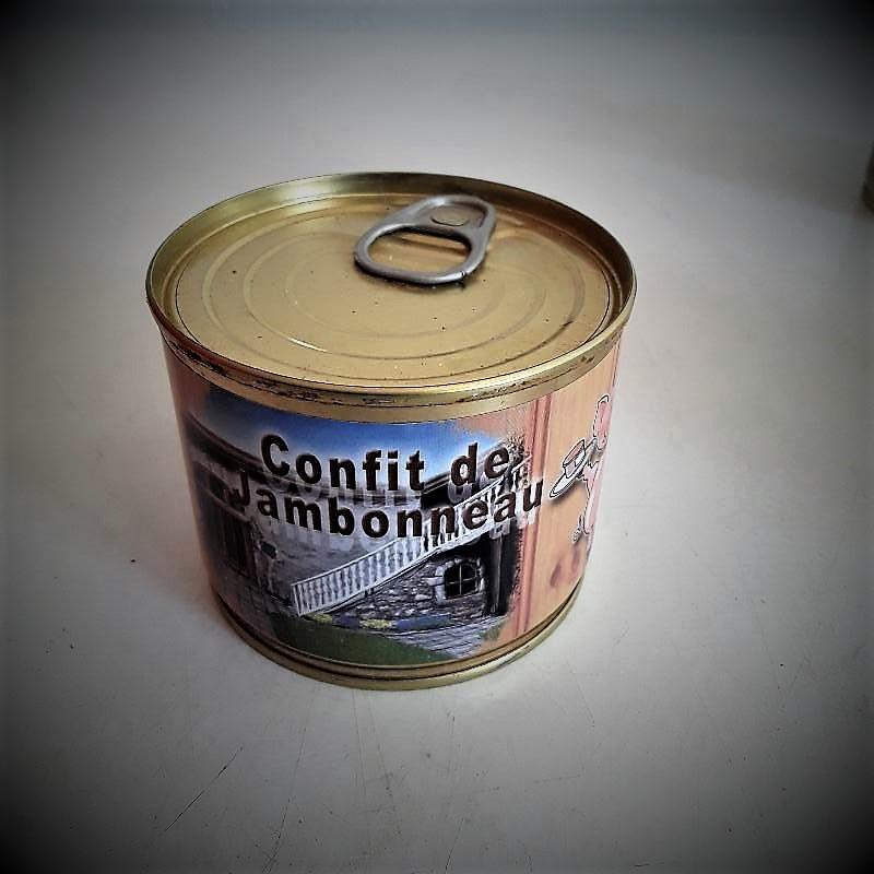 Confit de Jambonneau - 180g