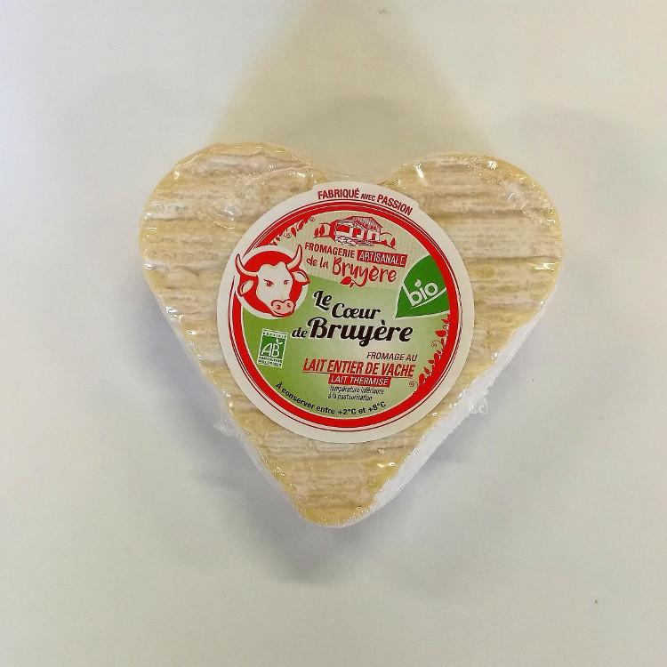 Le coeur de Bruyère vache