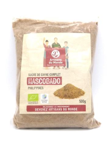 Sucre mascobado (500g)