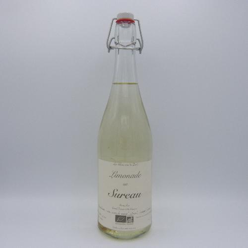 Limonade au Sureau