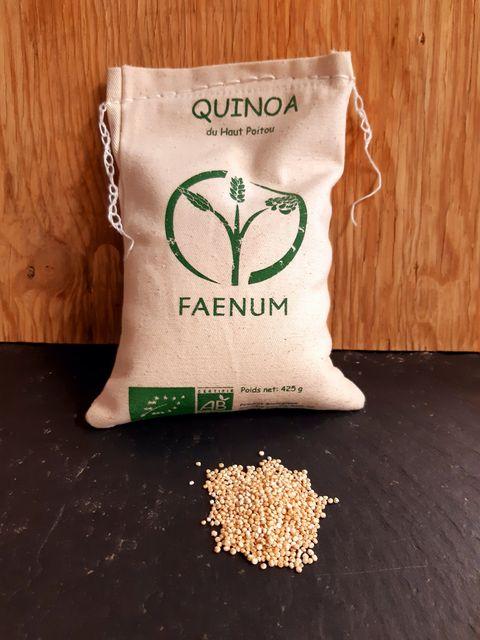 Quinoa Bio Français