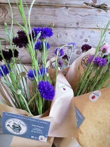 Petite botte de fleurs