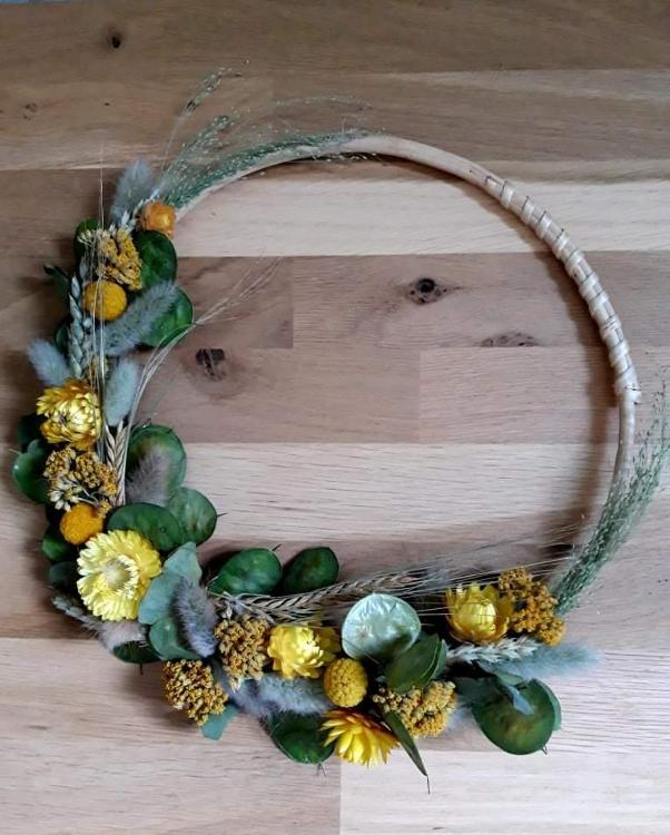 Couronne murale taille m