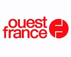 Ouest France - Inauguration du magasin à la ferme - 01/11/2008