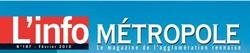 L'Info Métropole n°168 - En direct de l'agriculteur au consommateur - 01/03/2008