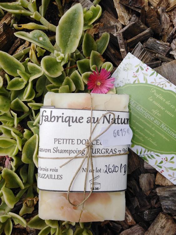 Savon Ma fabrique au Naturel - Petite douceur