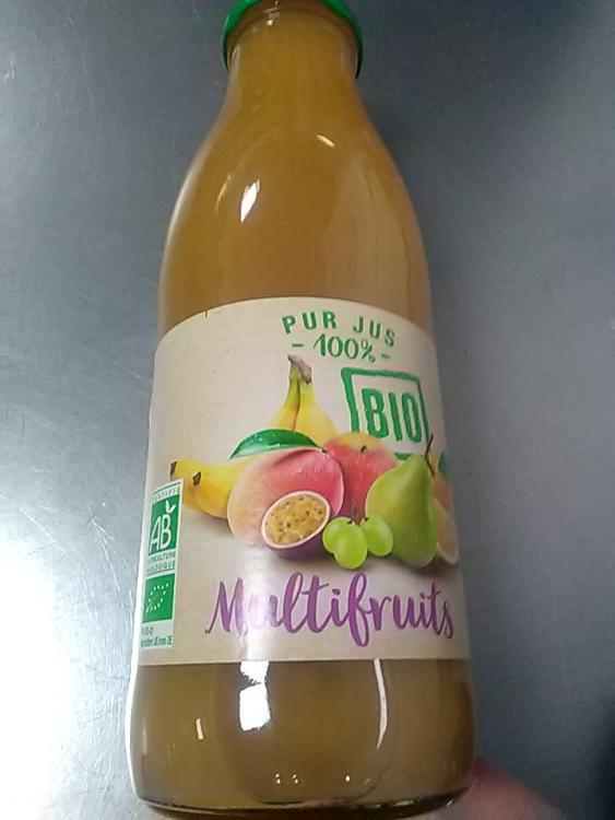 Multifruits Pur jus