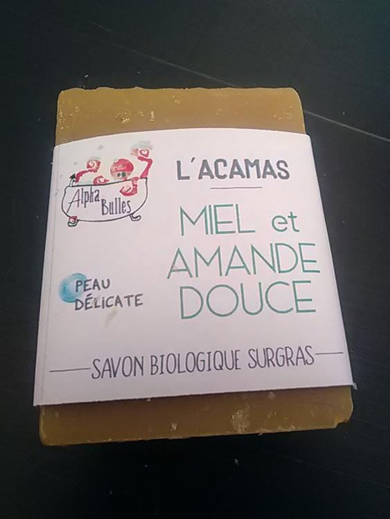 Savon Acamas