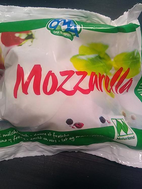 Mozzarella (boule)