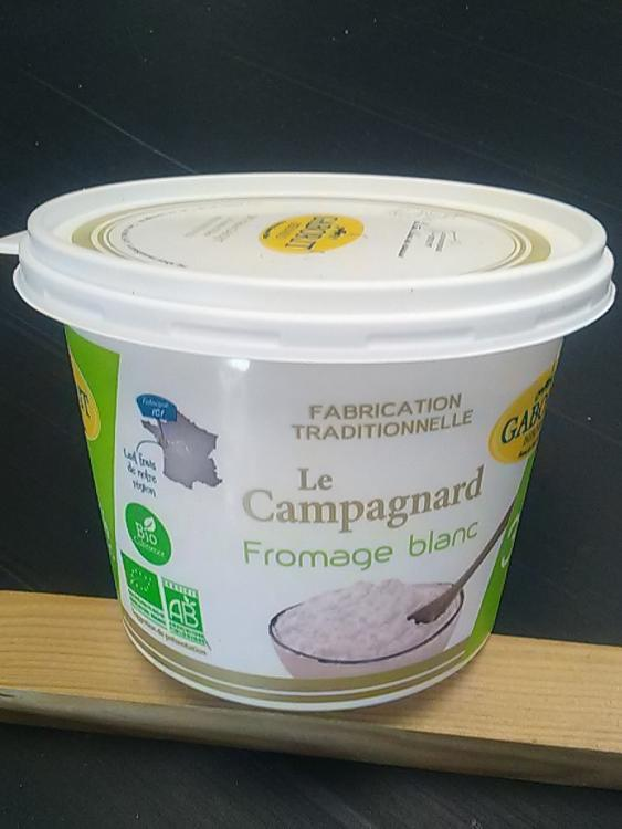 Fromage blanc 3% campagnard Gaborit