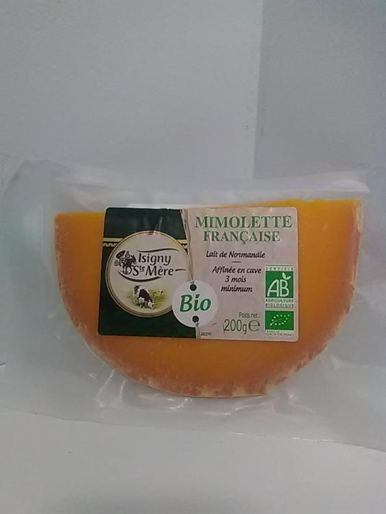 Mimolette 1/2 vieille