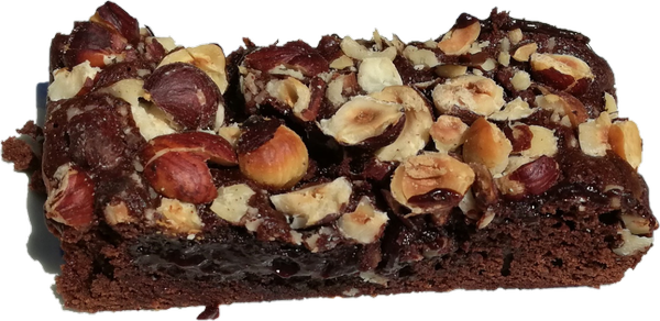 Brownie noisettes AB