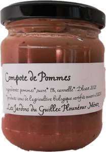 Compote pomme AB